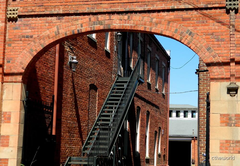 Old World Brick Work    ^ by ctheworld