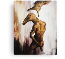 Horn Lake: Lefty (Large Scale Acrylic)  Canvas Print