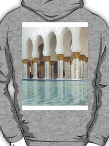 Reflective pools for reflection T-Shirt