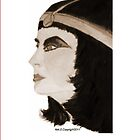 Cleopatra  by natsatcreations