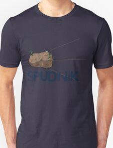 Spudnik Full Color Unisex T-Shirt