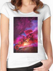 BigBang Bang Bang Bang Poster2 Women's Fitted Scoop T-Shirt