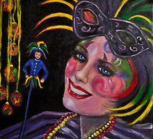 Mardi Gras Masker #2 by tsita13