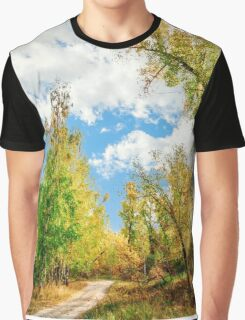 Rest beside the path Graphic T-Shirt