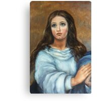 Mary - Assumption Canvas Print