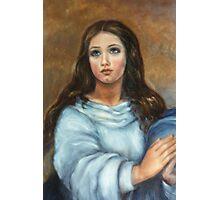 Mary - Assumption Photographic Print