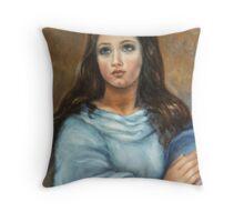 Mary - Assumption Throw Pillow