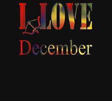 I love December-  Art + Products Design  Hoodie