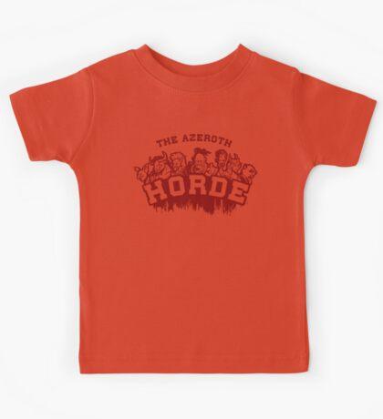 Team Horde  Kids Tee