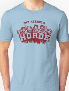 Team Horde  T-Shirt