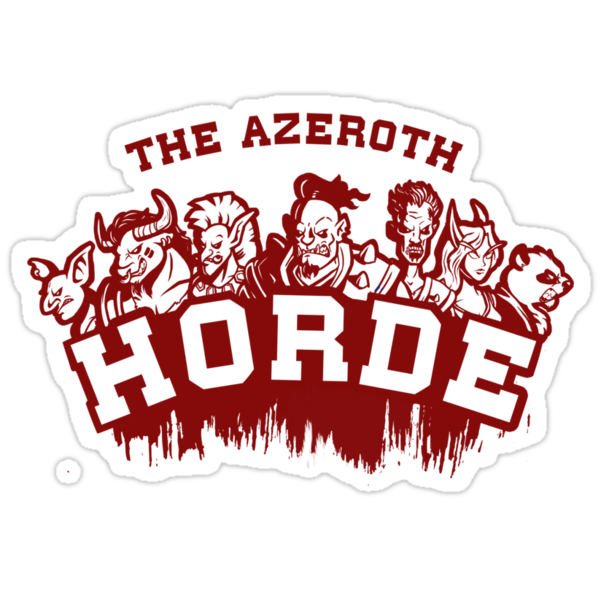 Team Horde  by sponzar