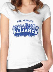 Team Alliance Women's Fitted Scoop T-Shirt