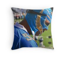 Chargers  Football Fan!! Throw Pillow