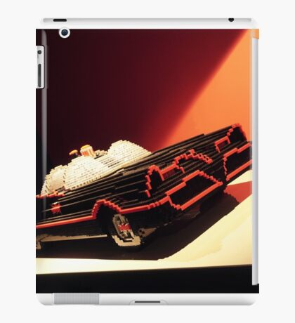 60s Lego Batmobile iPad Case/Skin