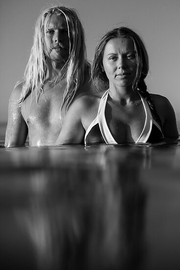Chris and Kristy 5 by Keith Hamlyn