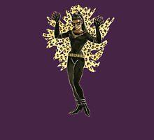 Eartha Kitt Catwoman Pin-Up Womens Fitted T-Shirt