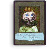 La Contessa di Castiglione Canvas Print