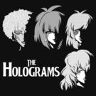The holograms by metrokard