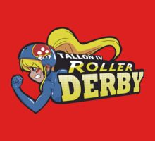 Tallon IV roller derby by coinbox tees