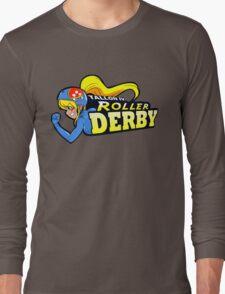 Tallon IV roller derby Long Sleeve T-Shirt