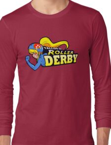 Tallon IV roller derby Long Sleeve T-Shirt