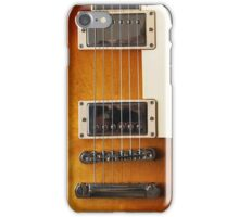 cult guitar  iPhone Case/Skin