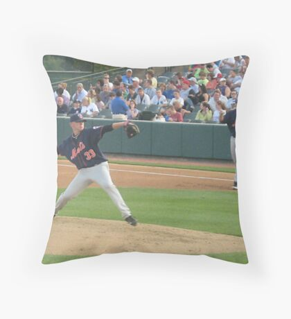 That's A Powerful Pitch Throw Pillow