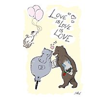 Love is Love by Sarah Miller