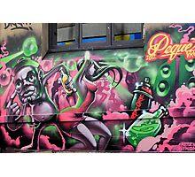 Street Art: global edition #46 Photographic Print