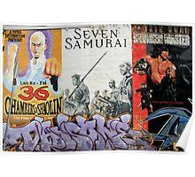 Street Art: global edition # 50 Poster