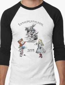 Alice in Wonderland Independence for Scotland T-Shirt T-Shirt