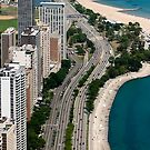 Lake Shore Drive by John Gaffen