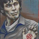 richard ramirez portrait by resonanteye
