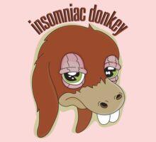 Insomniac donkey by Honeyboy Martin