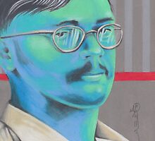 portrait of ed kemper. by resonanteye