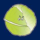 Cranky Cabbage by samedog