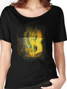 Mask of Thorns (B) Women's Relaxed Fit T-Shirt
