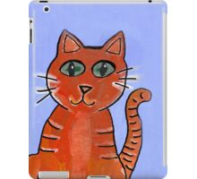 Friendly Cat iPad Case/Skin