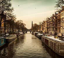 Amsterdam life by Bimal Tailor