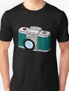 Smile, please! Unisex T-Shirt