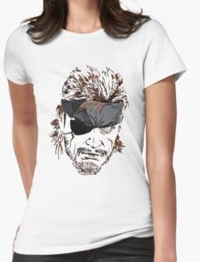 Big Boss Womens Fitted T-Shirt
