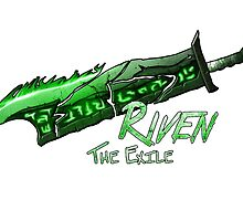 Riven Sword: The Exile by angeltrom