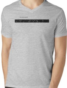 The Utopia Inquiry  Mens V-Neck T-Shirt