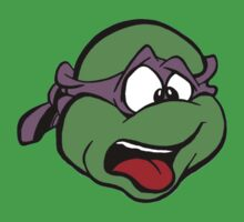 TMNT - Confused Donatello by horatiohayden