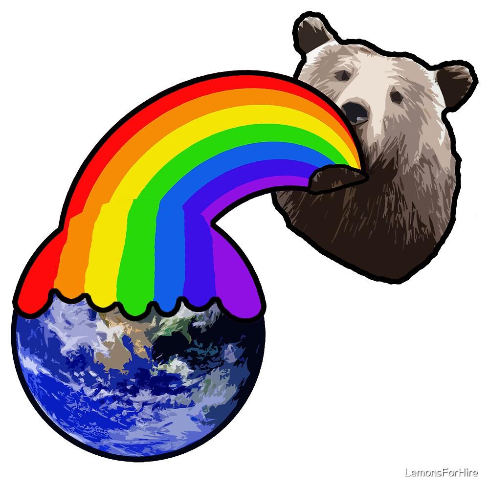 Bear Dude by LemonsForHire