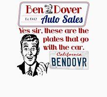 Ben Dover Auto - Bendovr Unisex T-Shirt