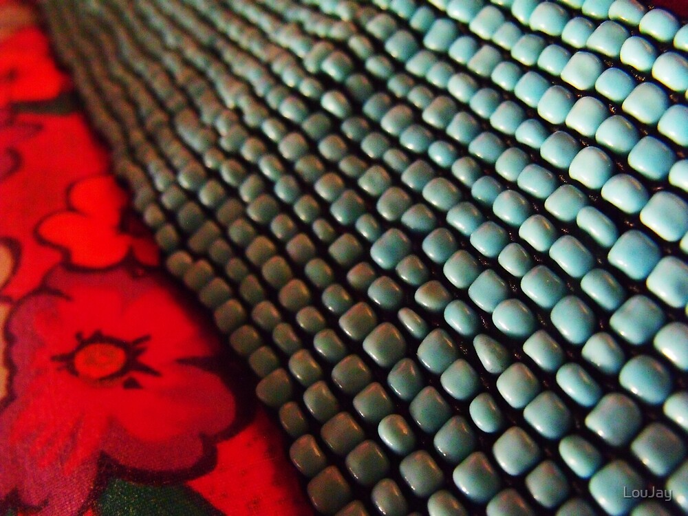 158/365 bed and beads by LouJay
