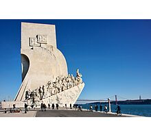 Vasco Da Gama Photographic Print