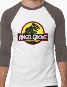 We Have a T-Rex, Too! Men's Baseball ¾ T-Shirt