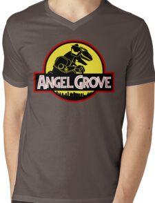 We Have a T-Rex, Too! Mens V-Neck T-Shirt